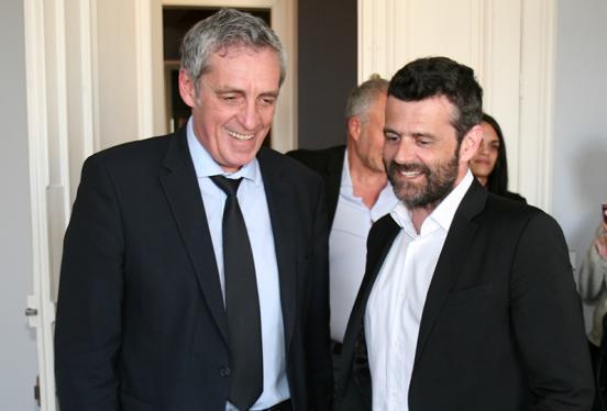La Lettre M prend possession  de ses deux nouvelles agences : à Montpellier