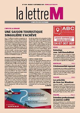 Image La Lettre M