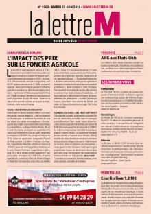 Hebdomadaire - La Lettre M